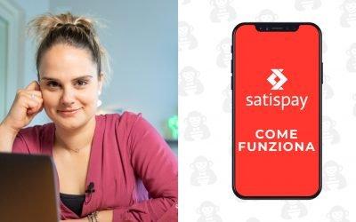 """Satispay: come funziona l'app per i pagamenti """"smart"""""""